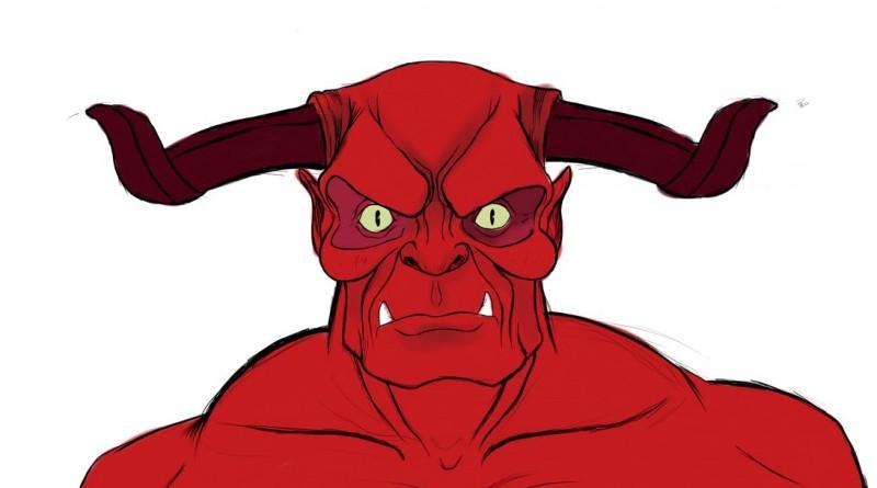 Узнай какой живет внутри Вас демон пройдя простой тест из трёх вопросов