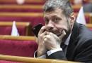 Депутат Мосийчук был отправлен в нокдаун в прямом эфире на украинском ТВ