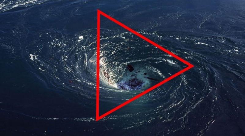 В районе Бермудского треугольника обнаружен корабль пришельцев