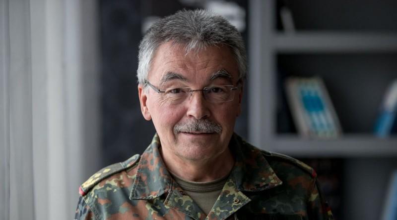 Генерал НАТО Манфред Хофманн публично захотел стать партнером Кремля