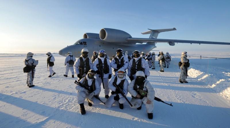 Россия может выбить Западные страны из Арктики и захватить все ресурсы