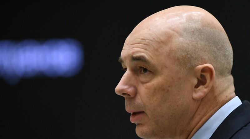 Силуанов о том, что будет с валютными вкладами после внедрения санкций