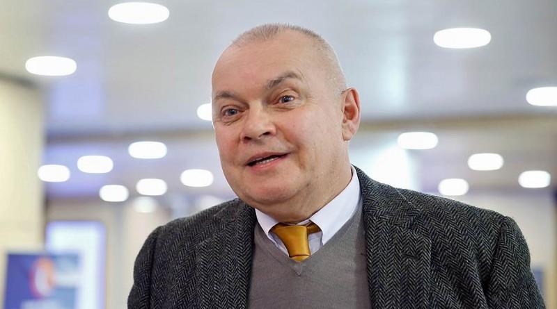 Дмитрий Киселев призвал ввести в России цензуру для граждан
