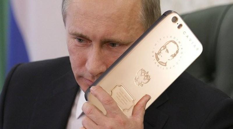 Почему любителю русского мира и путинизма следует отказаться от Айфона