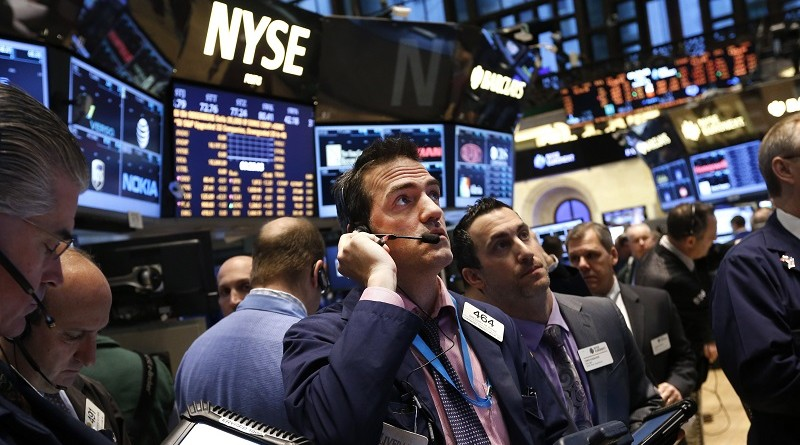 Фондовые рынки потеряли $5 трлн за октябрь - надвигается новый мировой кризис?
