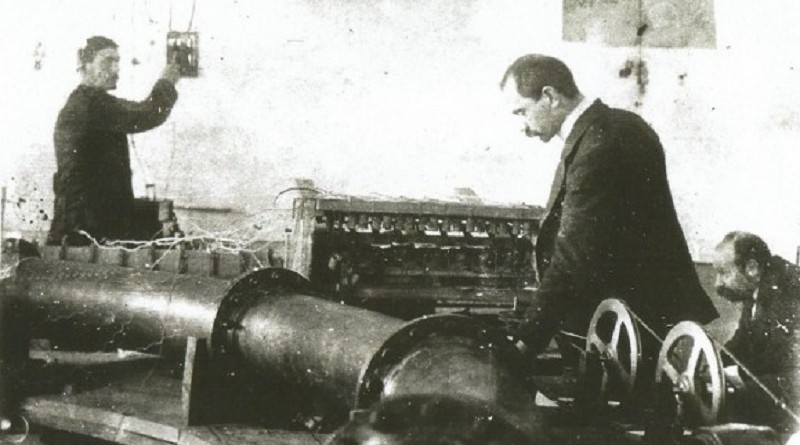 Как русский ученый изобрел летающий поезд магнитоплан