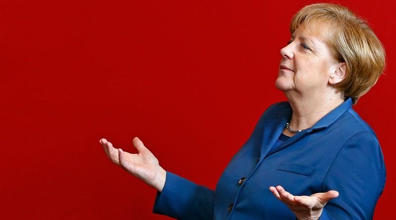 А Вы знали, что дед Ангелы Меркель воевал против большевиков?