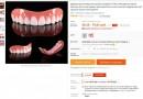 Накладные зубы Fit Flex гарантируют яркую улыбку — обзор АлиЭкспресс