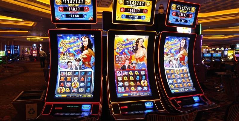 Как происходит заработок на игровых автоматах