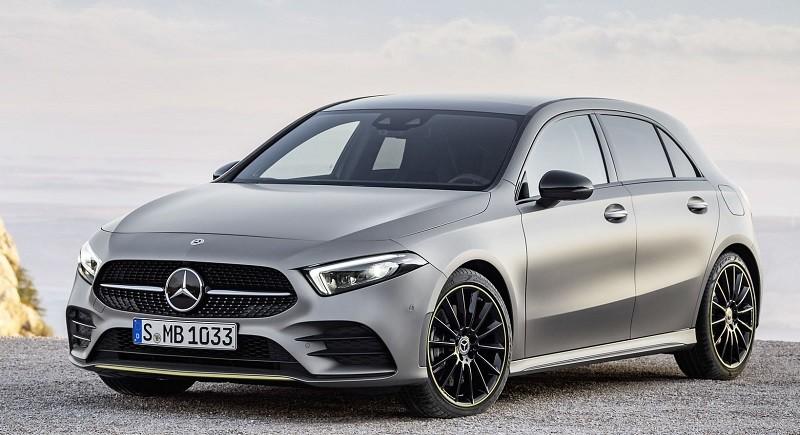 Как выглядит Mercedes A-Class (W177) и каковы его характеристики