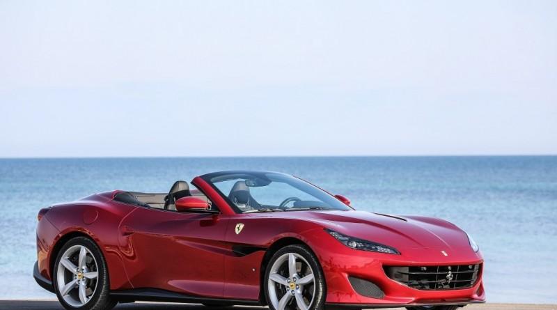 Как выглядит Ferrari Portofino легенда автоиндустрии (36 фото)