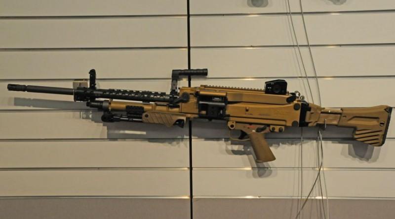 Оружие НАТО. Особенности пулемета Heckler & Koch HK 121 MG5
