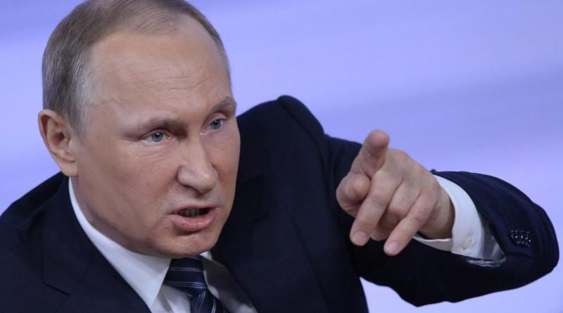 Как выглядит Путин в гневе (19 фото)