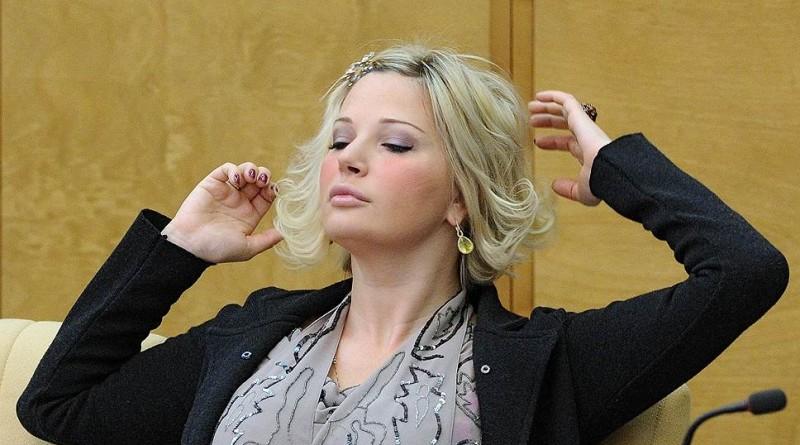 Как выглядела Мария Максакова во времена депутатства в Госдуме (19 фото)