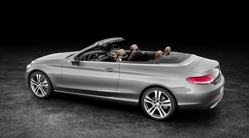 Как выглядит Mercedes-Benz C-Class Cabrio (20 фото)