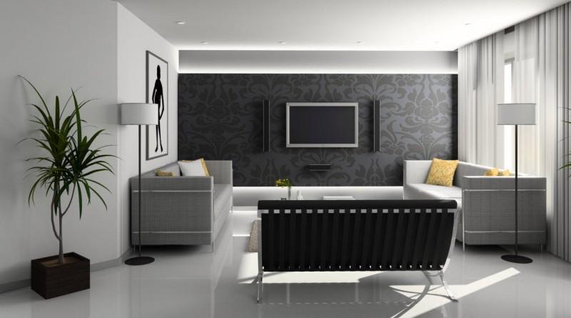 Где заказать дизайн гостиной в Москве и что необходимо учитывать