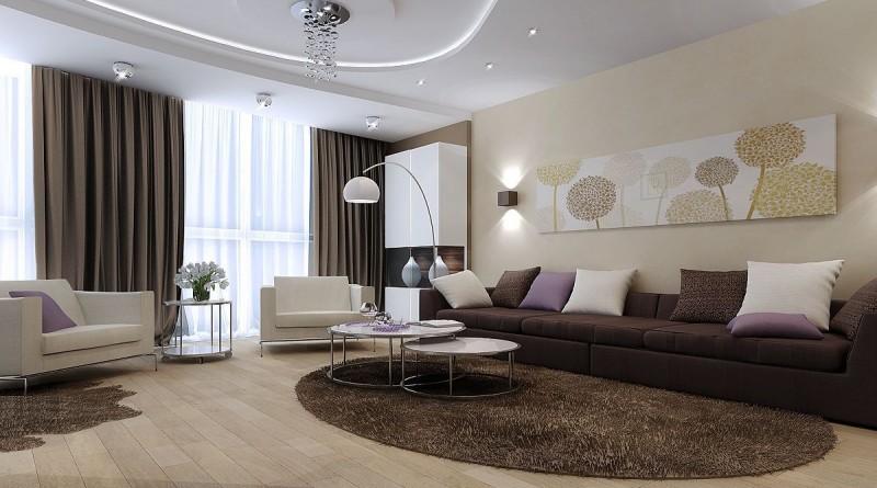 Особенности направления дизайн интерьера - где заказать услугу в Москве