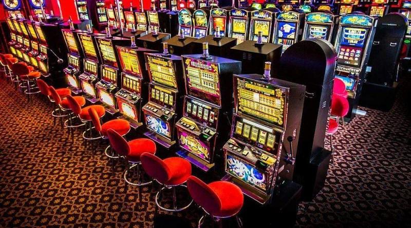 выигрышные автоматы в казино вулкан