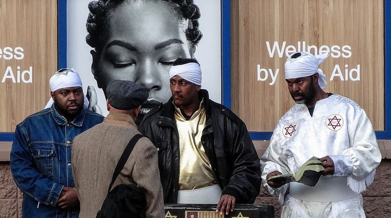 В США секта Черные евреи активно вербует афроамериканцев
