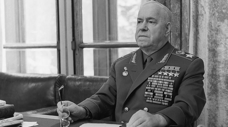 Как маршал Жуков взялся за бандитов в Одессе. Их перебили без суда и следствия
