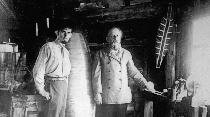 Кем был русский изобретатель Иван Коровин, который полетел на Луну в 1917 году