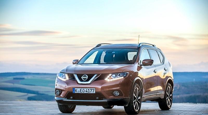 Где купить автоковрик для Nissan X-trail t32 в Украине с доставкой