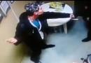 Парень в нижнекамском магазине перерезал себе горло и скончался (жуткое видео 18+)