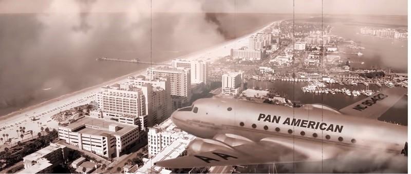 Исчезнувший самолет Нью-Йорк - Майами приземлился спустя 37 лет