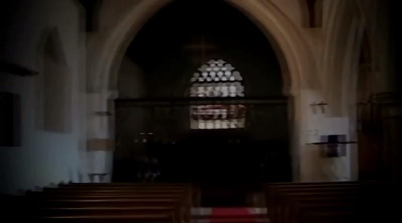 6 необъяснимых событий заснятых в церкви
