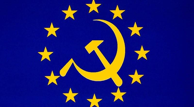 Как евроинтеграторы фишку у коммунистов украли - Мысли в слух