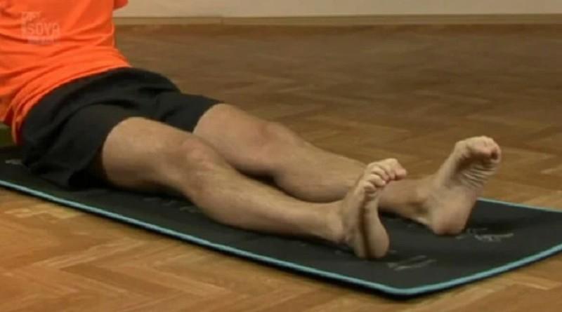 Китайская медицина. Упражнения для ног, помогающие приостановить старение