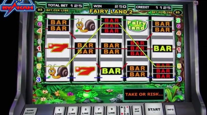 Бесплатные игровые автоматы в онлайн казино Вулкан без регистрации