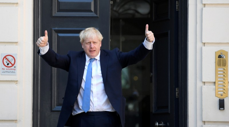 Кто такой Борис Джонсон - Потомок Романовых, обидевший Путина