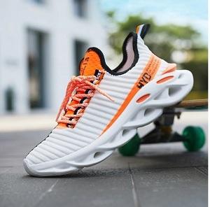 Дышащие кроссовки из хлопка для мужчин (от 1600 рублей)