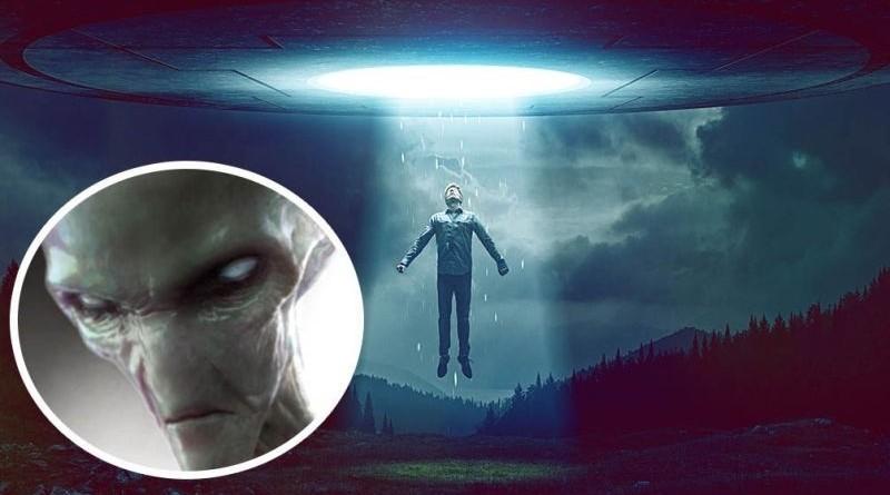 Жуткие подробности о похищении мужчины пришельцами просочились в Сеть