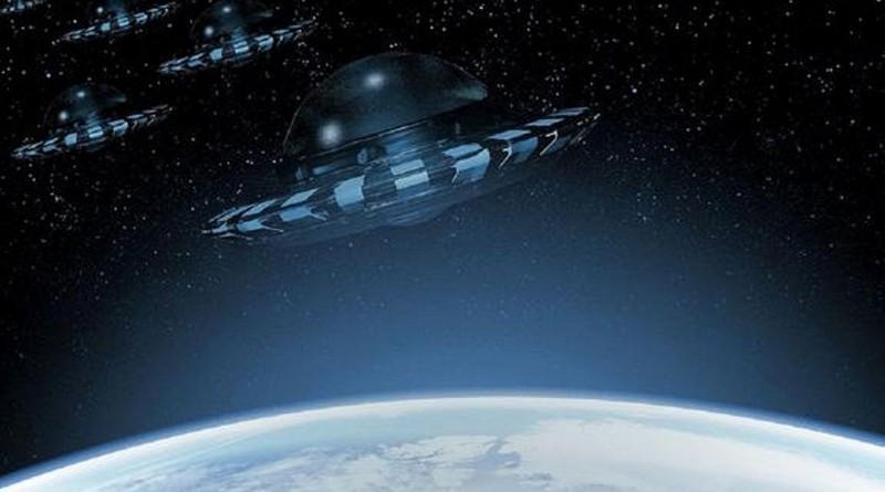 Где летают пришельцы на своих НЛО - Пять свежих случаев, когда удалось засечь гуманоидов