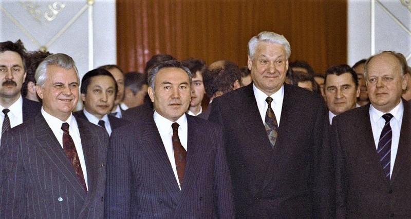 Как Ельцин и Кравчук едва не потеряли Беловежские соглашения
