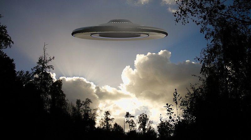 Записи настоящего НЛО от американских военных - неужели пришельцы?