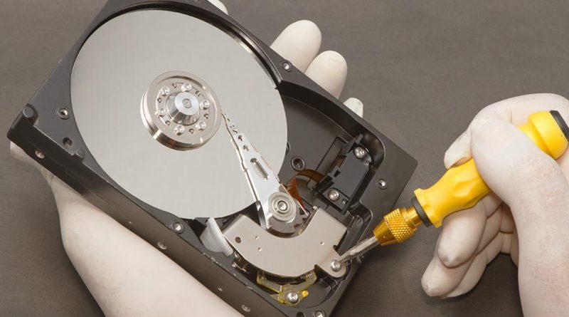 Восстановление данных с HDD в Киеве - где заказать услугу