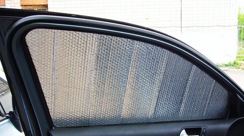 Где купить солнцезащитные шторки для авто в Украине и для чего они необходимы