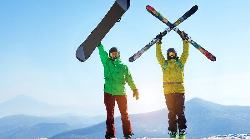 Прокат лыж в Красной поляне - как эффектно отдохнуть зимой