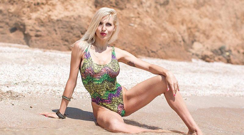 Таня Федосеева - отечественный ответ Западным моделям (55 фото)