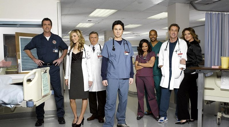 Сериал Клиника 1-9 сезоны - где смотреть в режиме онлайн