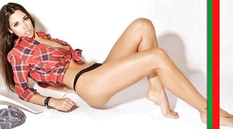 Мария Паз Дельгадо позирует для Playboy и размещает голые селфи (39 фото)
