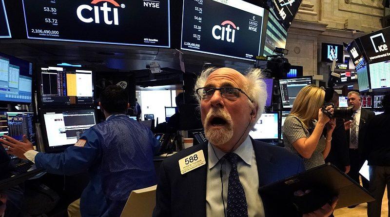 Короновирус обвалил американский фондовый рынок