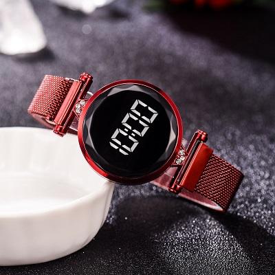 Tendencia De Mujer, новые женские часы с железным ремешком