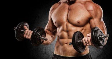 Как тренироваться с гантелями дома и иметь отличное тело - 9 эффективных упражнений