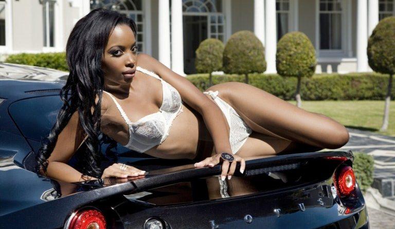 Терша Маквийа пошла на откровенные голые меры ради Playboy (19 фото)