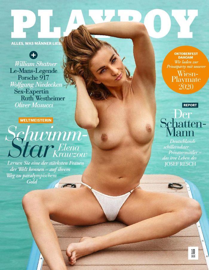 Playboy Германия 2020