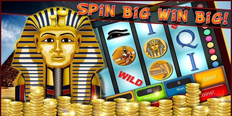 Игровые автоматы Египет